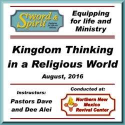 Kingdom Thinking in a Religious World